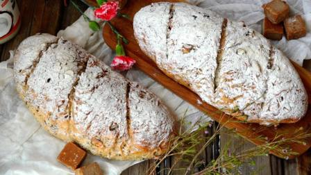 我的日常料理 第一季 超详细步骤教你制作最流行的健康面包 全麦奇亚籽软欧面包