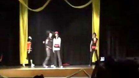 多伦多,加拿大, 高中 跳舞 hip hop Talent Show 2007