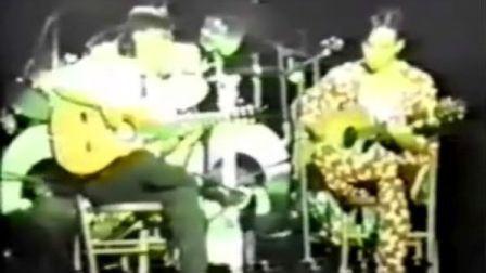 Beyond视频——1985年未出道首次表演