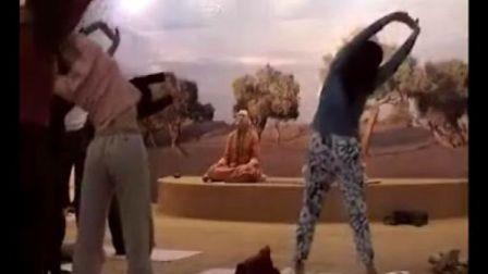 11瑜珈体式教学(女子)体位法(上)