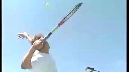尼克·波利泰尼网球教程,06,音速发球