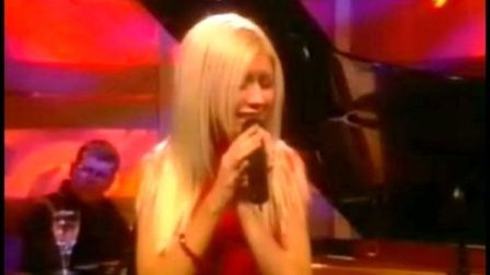 Christina Aguilera:Live现场版[Reflection]