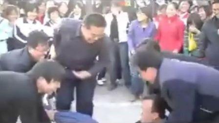 乐陵一中秋季田径运动会02