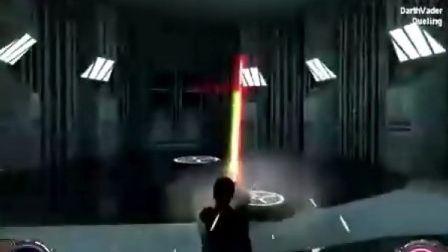 星球大战之绝地武士2:黑武士VS天行者卢克