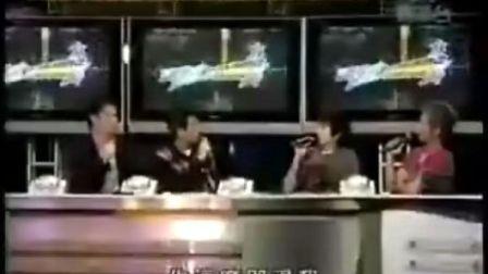 陈晓春和黄子华搞笑