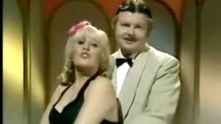 英国著名喜剧幽默大师--Benny Hill -   The Great British Dancing Finals