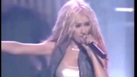 欧美歌曲 克里斯汀娜 MTV