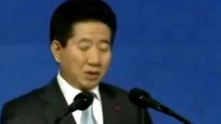 韩国总统口技表演