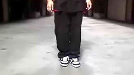 街舞-嘻哈舞步