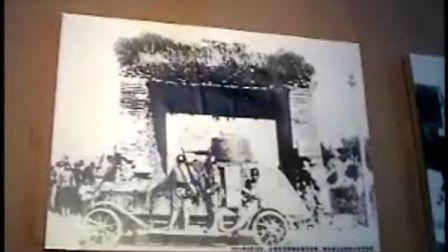 鞍山:老战士参观鞍山烈士纪念馆