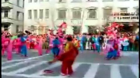 岫岩:秧歌大赛庆佳节2008221