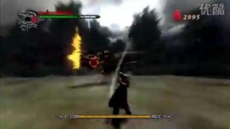 鬼泣4-但丁花蛇BOSS战