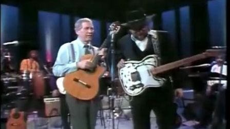 A Session With Chet Atkins Mark Knopfler Willie Nelson Emmylou Harris 1987
