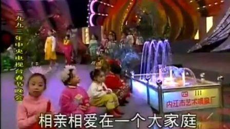 1993年春节联欢晚会歌曲 蒋小涵
