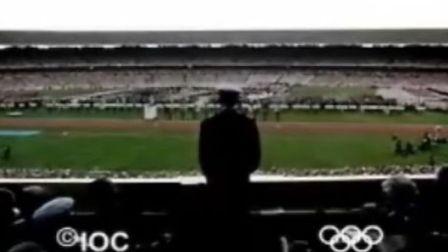 1956年墨尔本奥运会开幕式