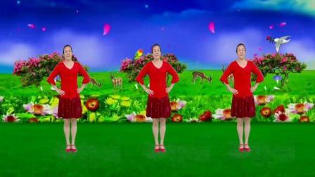 经典热门步子舞《我从草原来》看一遍就会跳了!