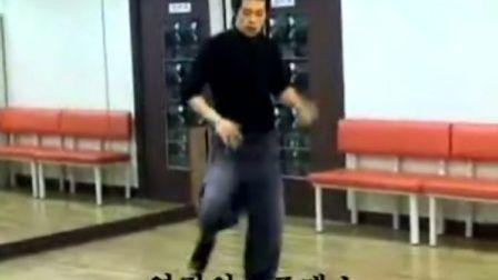 蔡妍 两个人舞蹈教学