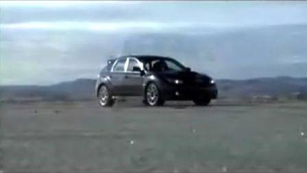 08蓝瑟Evo X  VS 08斯巴鲁WRX STi