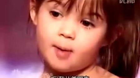 4岁小妹妹的惊人表演