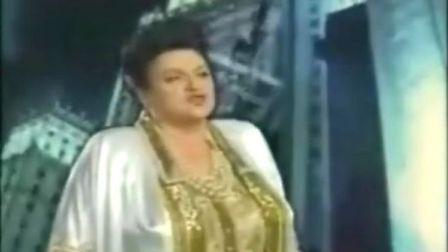 我的莫斯科(柳德米拉·泽金娜演唱)