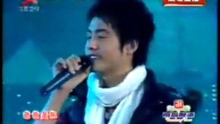 """2007年12月31日江西卫视《中国红歌会》马天宇演唱""""爸爸的草鞋"""""""