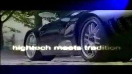 千万荷兰世爵跑车宣传片
