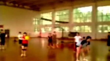 河池发现网第一届气排球比赛决赛 一二名B