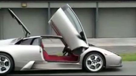 蛮牛性格的蝙蝠 兰博基尼 Murcielago超级跑车试驾