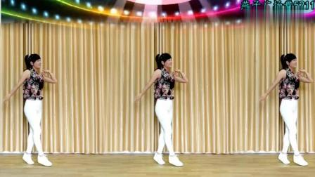 学跳《广场舞》其实很简单 燕子广场舞2个8拍轻松学会