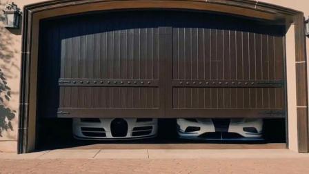 打开超级土豪的车库门, 让你见识一下什么才是真正的有钱人