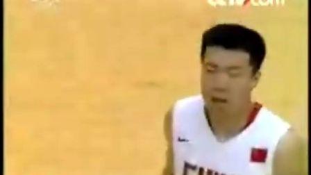 【7月29日】中国男篮83:74安哥拉【姚明21分成功复仇】