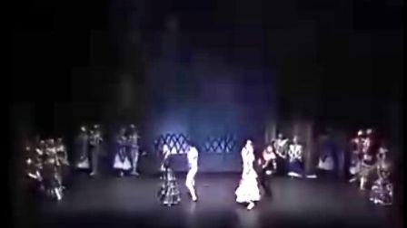 舞剧《天鹅湖》舞蹈《西班牙舞》