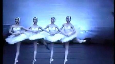 舞剧《天鹅湖》舞蹈《四小天鹅》