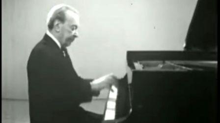 莫伊塞维奇 拉赫玛尼诺夫第21号前奏曲B小调