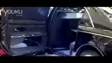 迈巴赫62S上海车展视频