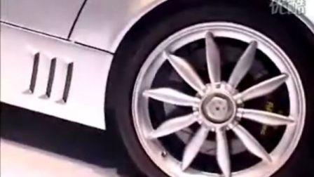 世爵 SPYKER 车展视频
