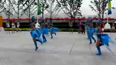奥林匹克公园花车表演2