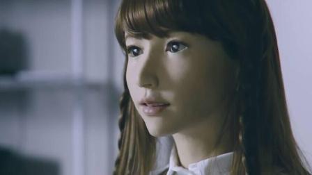 日本造美女机器人, 擅长和男性相处, 这一招连女人都不会!