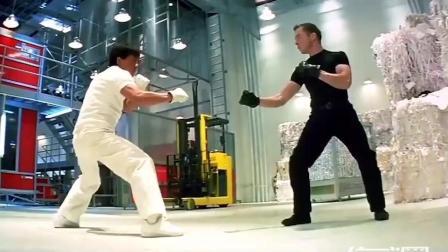 成龙的格斗动作锦集, 他的武打动作真的设计得非常好看!