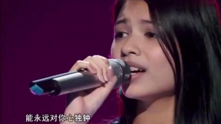 《中国好声音》最伤感的歌声 感觉汪峰老师就要听哭了