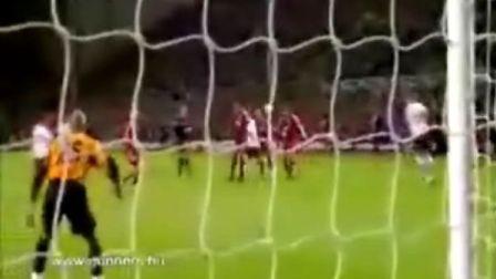 法布雷加斯07—08十佳进球