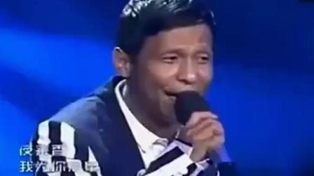 宋小宝参加《中国好声音》四位导师转身后的表情太逗了!