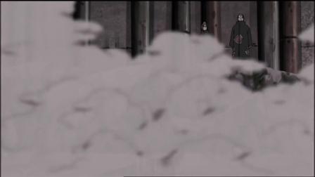 《火影忍者 经典战役之卷》77集 仙人模式的自来也还是这么搞笑啊,但是威力也不容小嘘