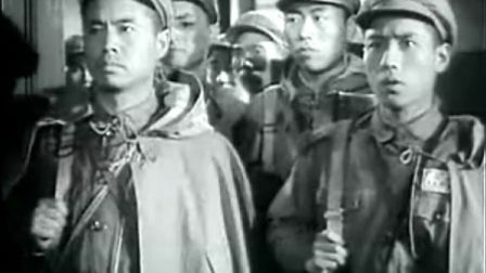 老电影两个巡逻兵(1958)1