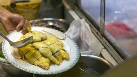 全广州最正宗的白切鸡,广州人只认这一家   有故事的店