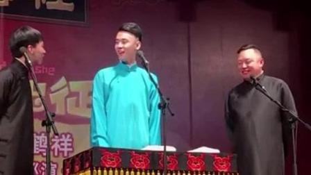 张云雷教郭麒麟撒娇生气, 这个舅舅就是这么带外甥的啊, 粉丝表示很满意