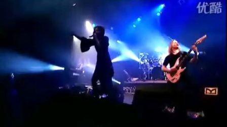 难得一见的摇滚夜愿 (现场版)   原版MV   主唱Tar ja    重温经典