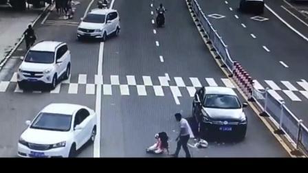 15岁女孩喝白酒躺路中间, 惨遭不幸