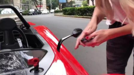 超级跑车_Mexico_-_VUHL, 这辆车真的是太酷了! 口水, 每个男人的梦想吧?