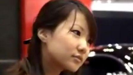 【车展美女】东京车展阿尔法罗密欧清纯美女